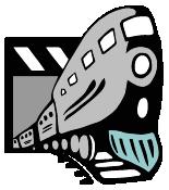 Filmski vlak - portal